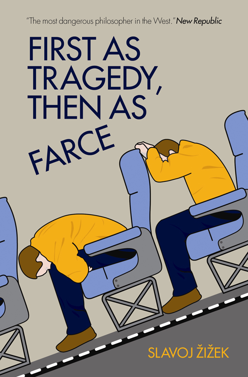 for Farcical tragedy