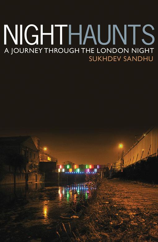 Night Haunts Book Cover