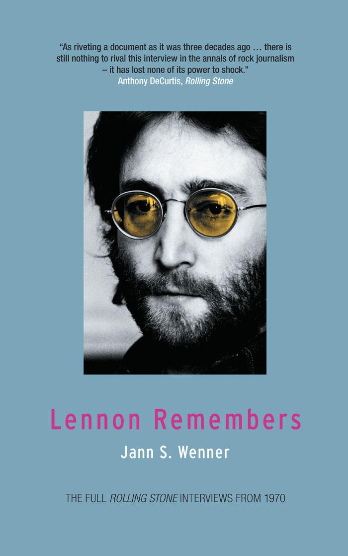 John Lennon Rolling Stone Interview Rolling Stone Interviews