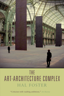 The Art-Architecture Complex cover