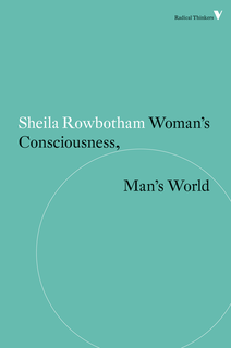 Woman's Consciousness, Man's World cover