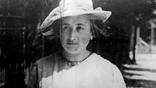 the early life and times of political theorist rosa luxemburg Luxemburg deserves credit as a revolutionary socialist for daring to raise moral and political objections to the theory and practice of lenin both before and after his party took power in russia.
