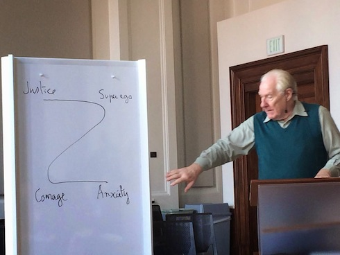 Badiou's Happiness Lesson