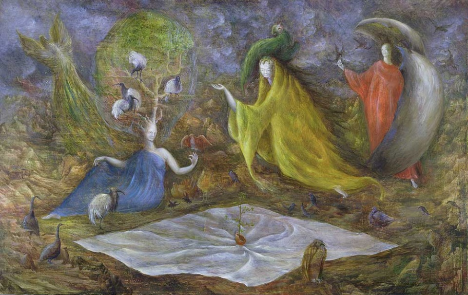 """""""I have no delusions. I am playing""""—Leonora Carrington's Madness and Art"""