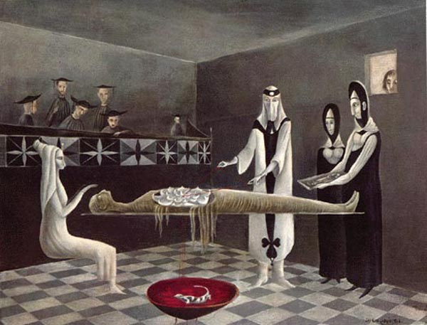 """I have no delusions. I am playing""—Leonora Carrington's Madness and Art"
