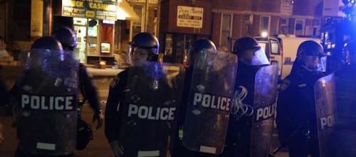 Community policing essays