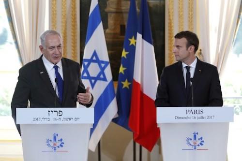 Macron_netanyahu-