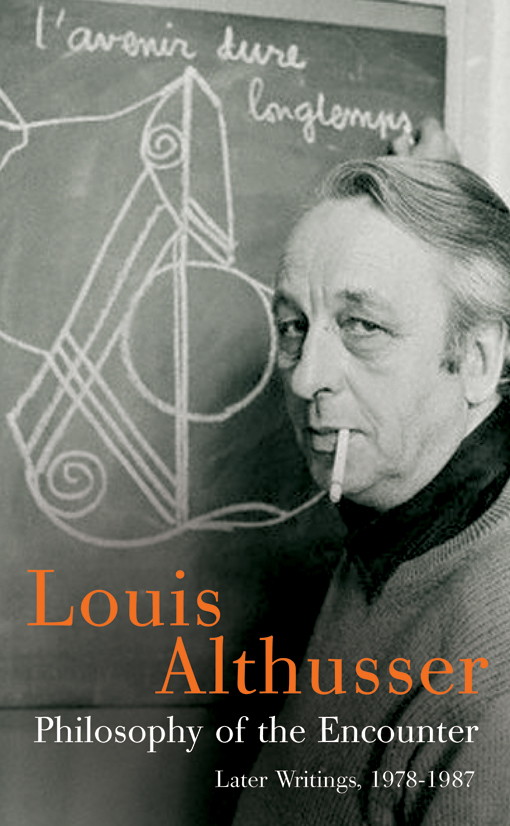 louis althusser essays on self criticism Louis pierre althusser 3-31 tr as is it simple to be a marxist in philosophy by grahame locke in essays in self-criticism (new left books philosophy and the spontaneous philosophy of the scientists and other essays, by louis althusser, philosophy of science, 60.