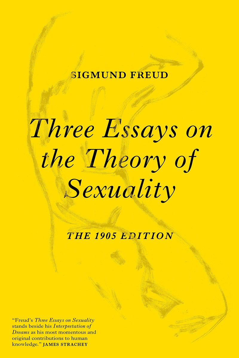 freud 3 works theory sexuality