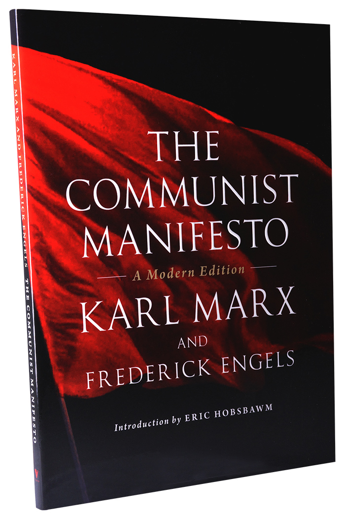manifesto of communist Manifesto issued by marx in 1848, regarded as founding documents of  communism.